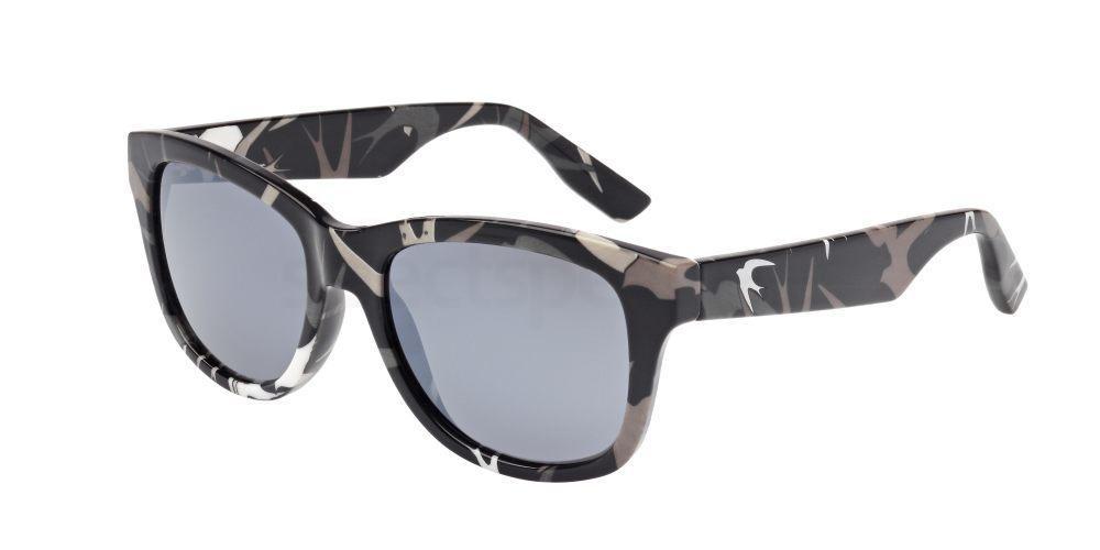 001 MQ0012S Sunglasses, McQ