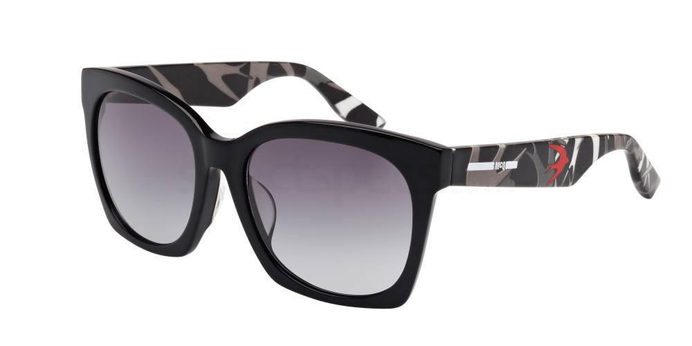 001 MQ0017SA Sunglasses, McQ
