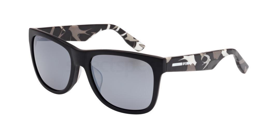 001 MQ0018SA Sunglasses, McQ