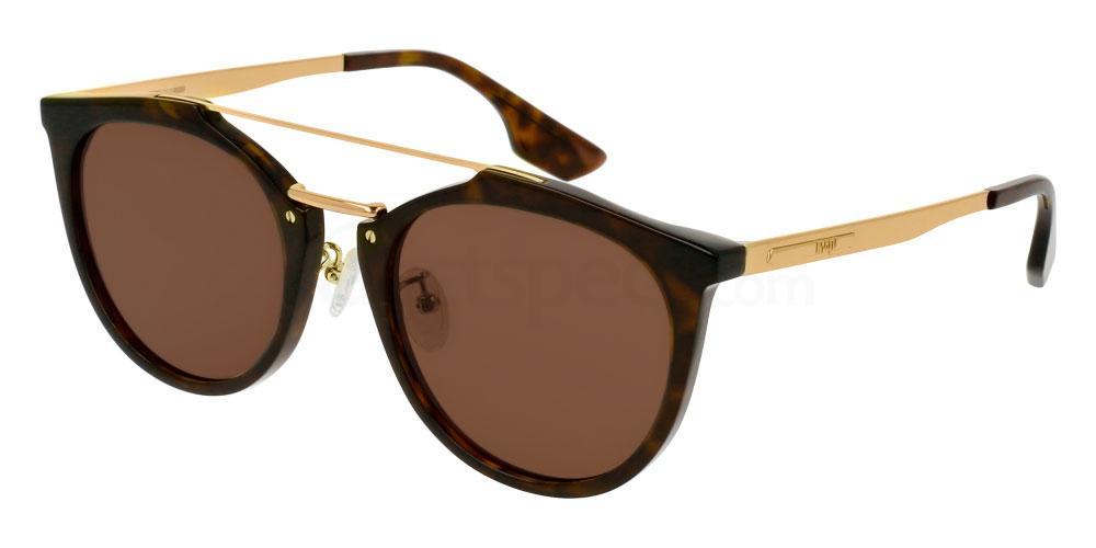 001 MQ0037SA Sunglasses, McQ