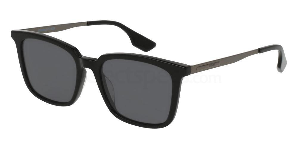 001 MQ0070SA Sunglasses, McQ