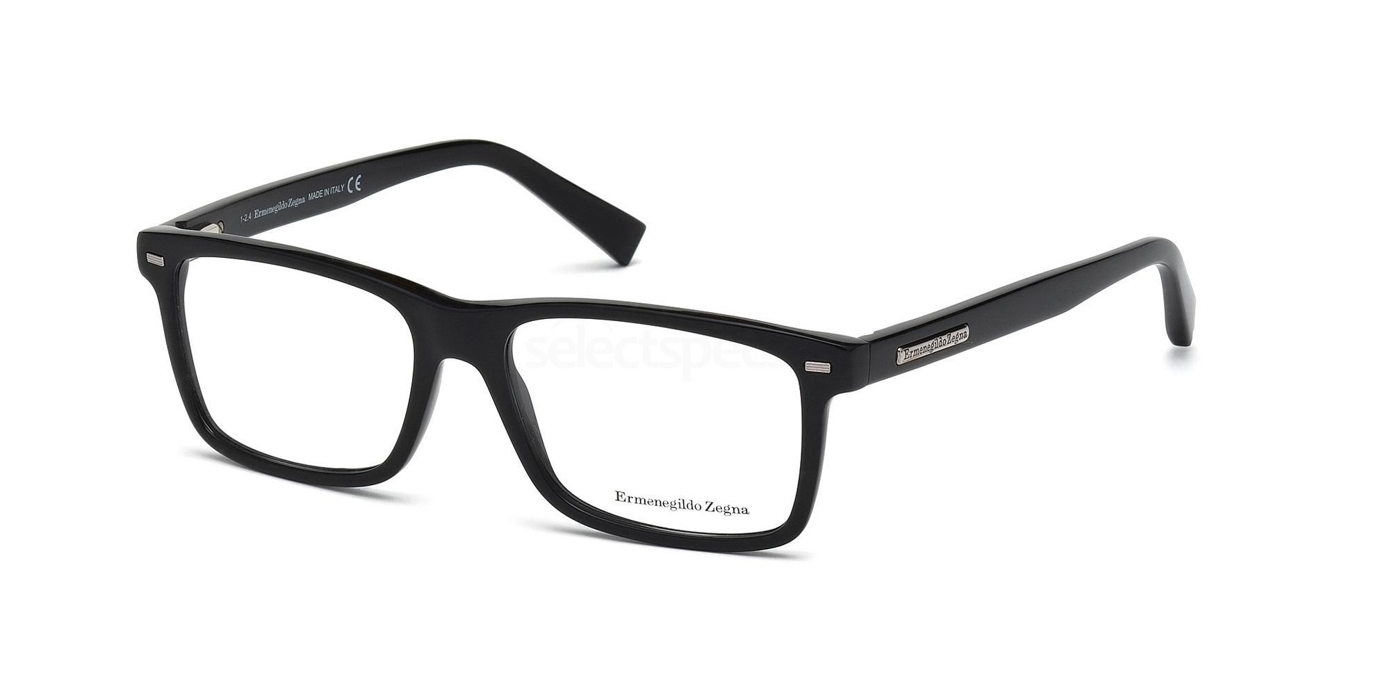 001 EZ5002 Glasses, Ermenegildo Zegna