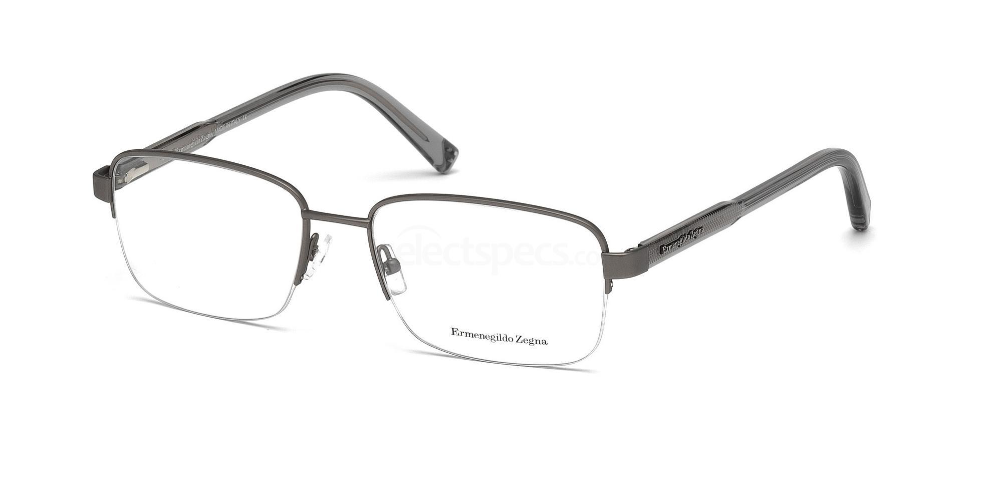 009 EZ5006 Glasses, Ermenegildo Zegna