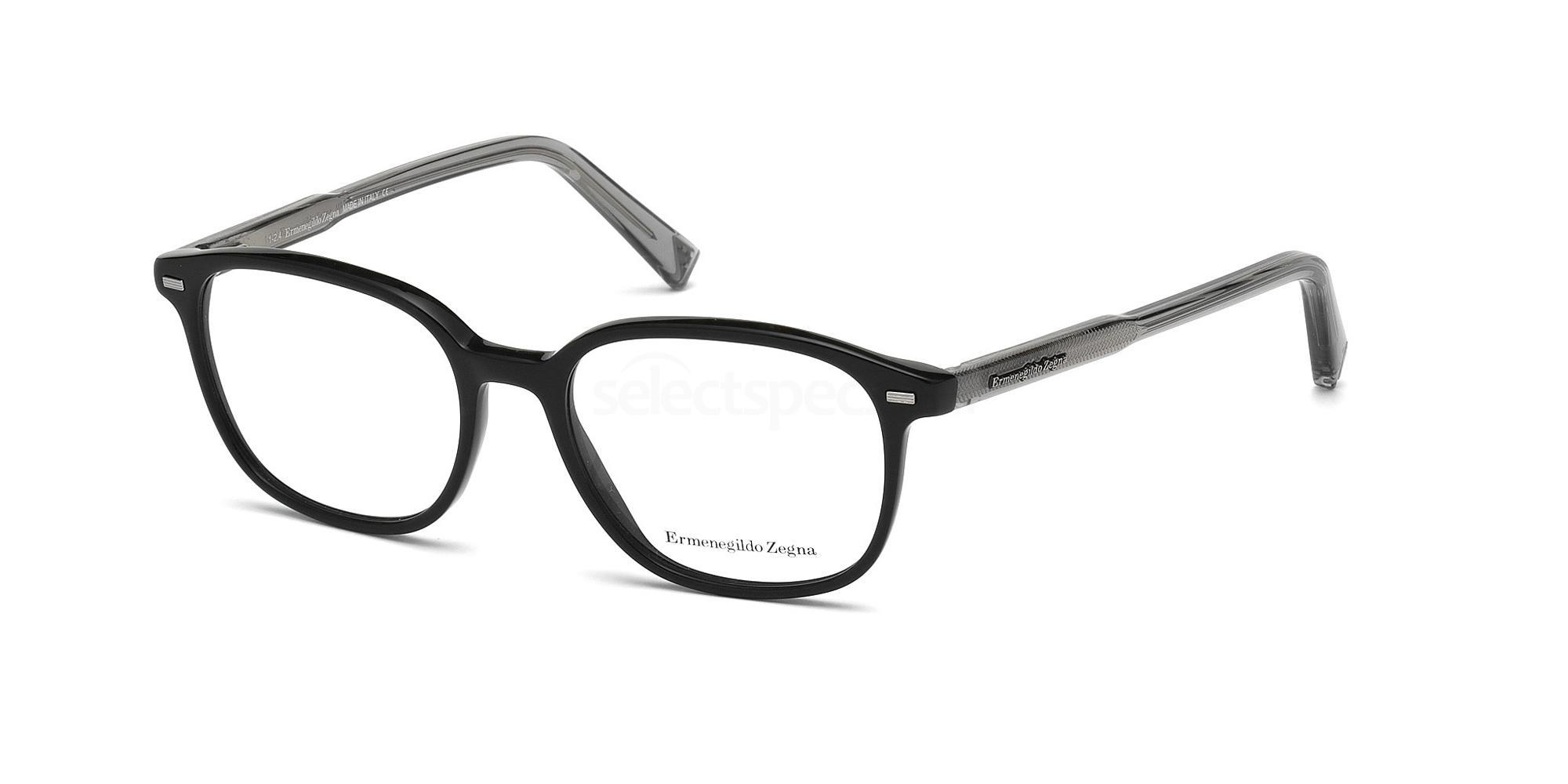 001 EZ5007 Glasses, Ermenegildo Zegna