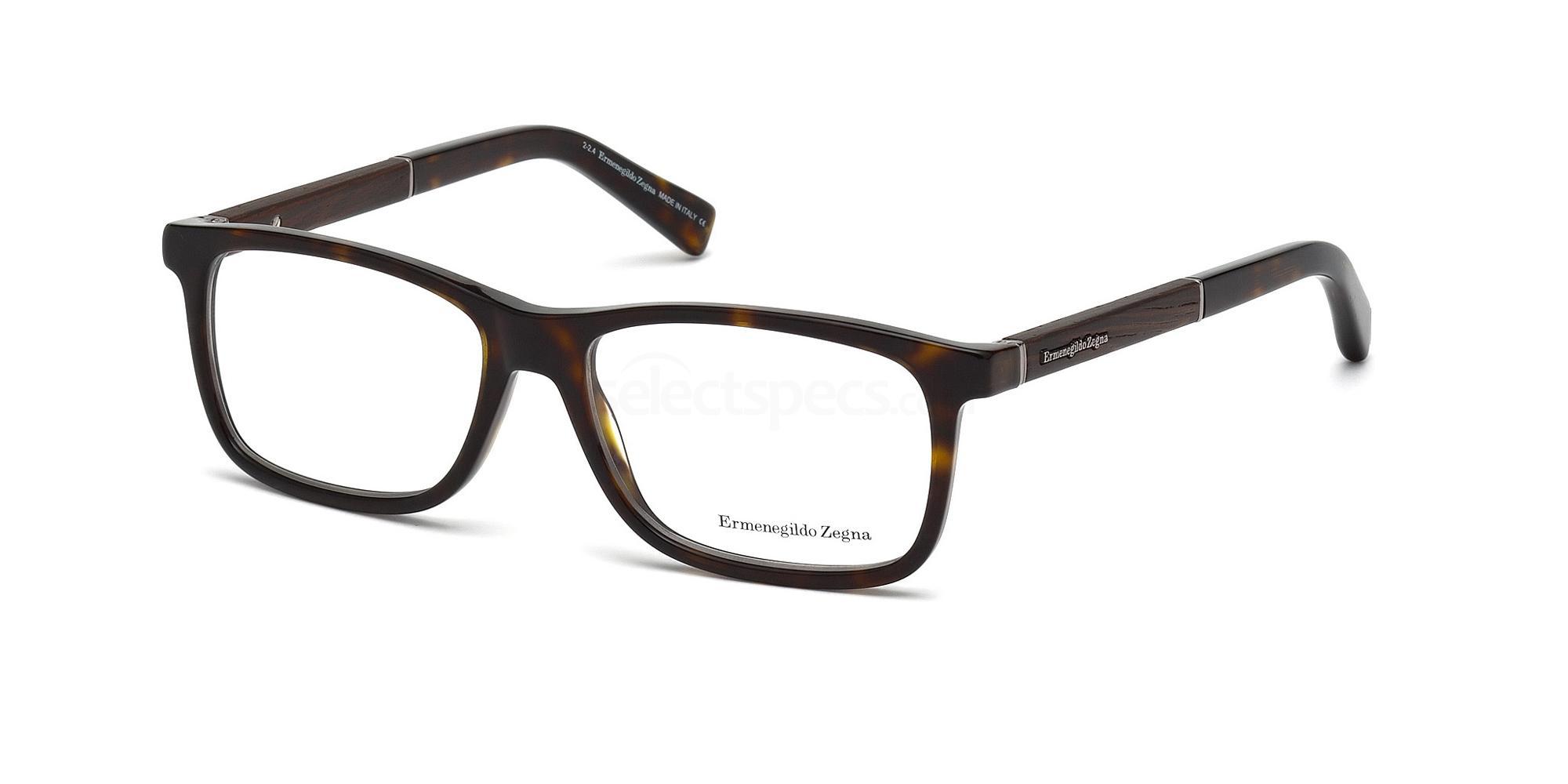 052 EZ5013 Glasses, Ermenegildo Zegna