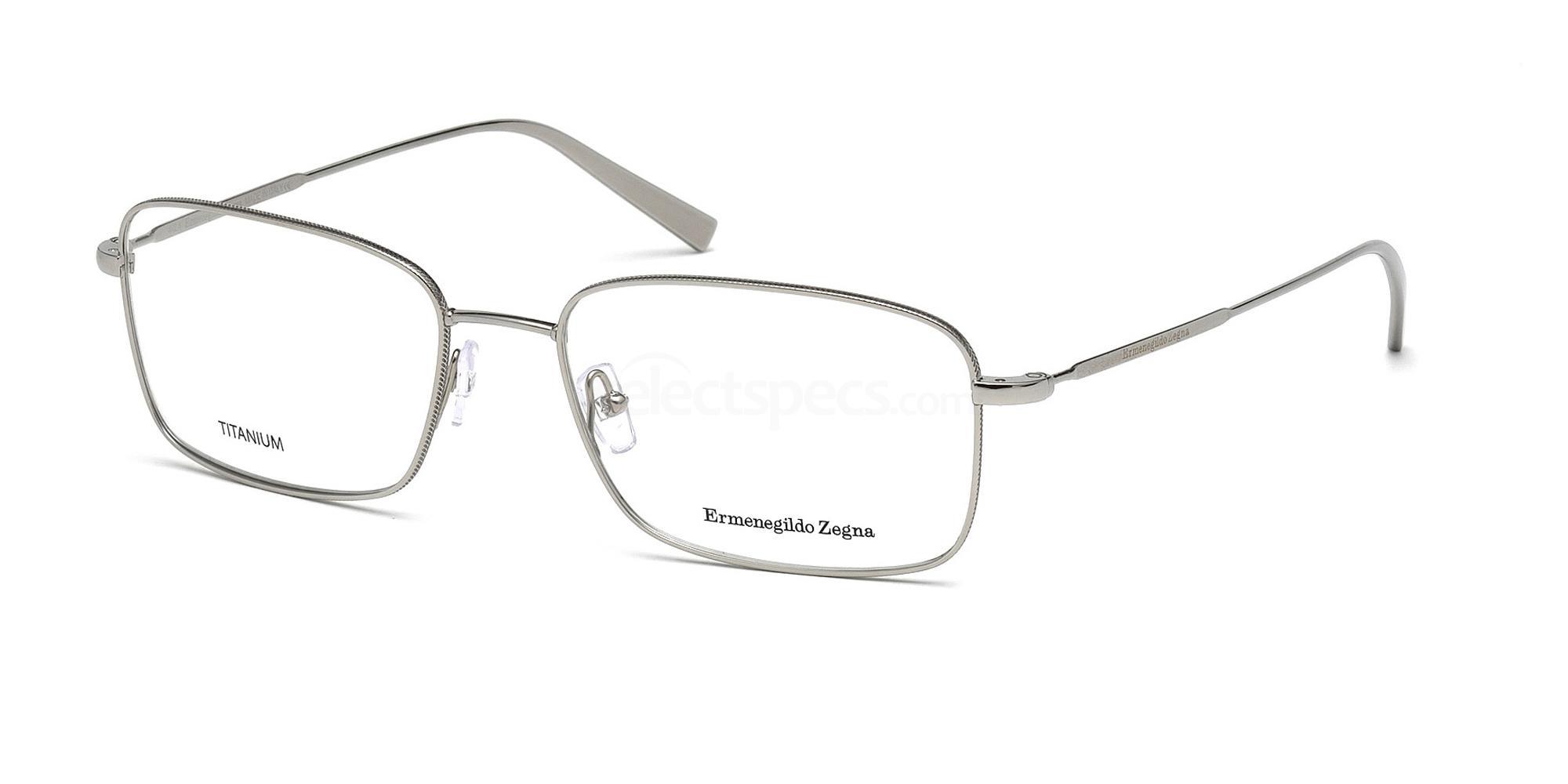 014 EZ5018 Glasses, Ermenegildo Zegna