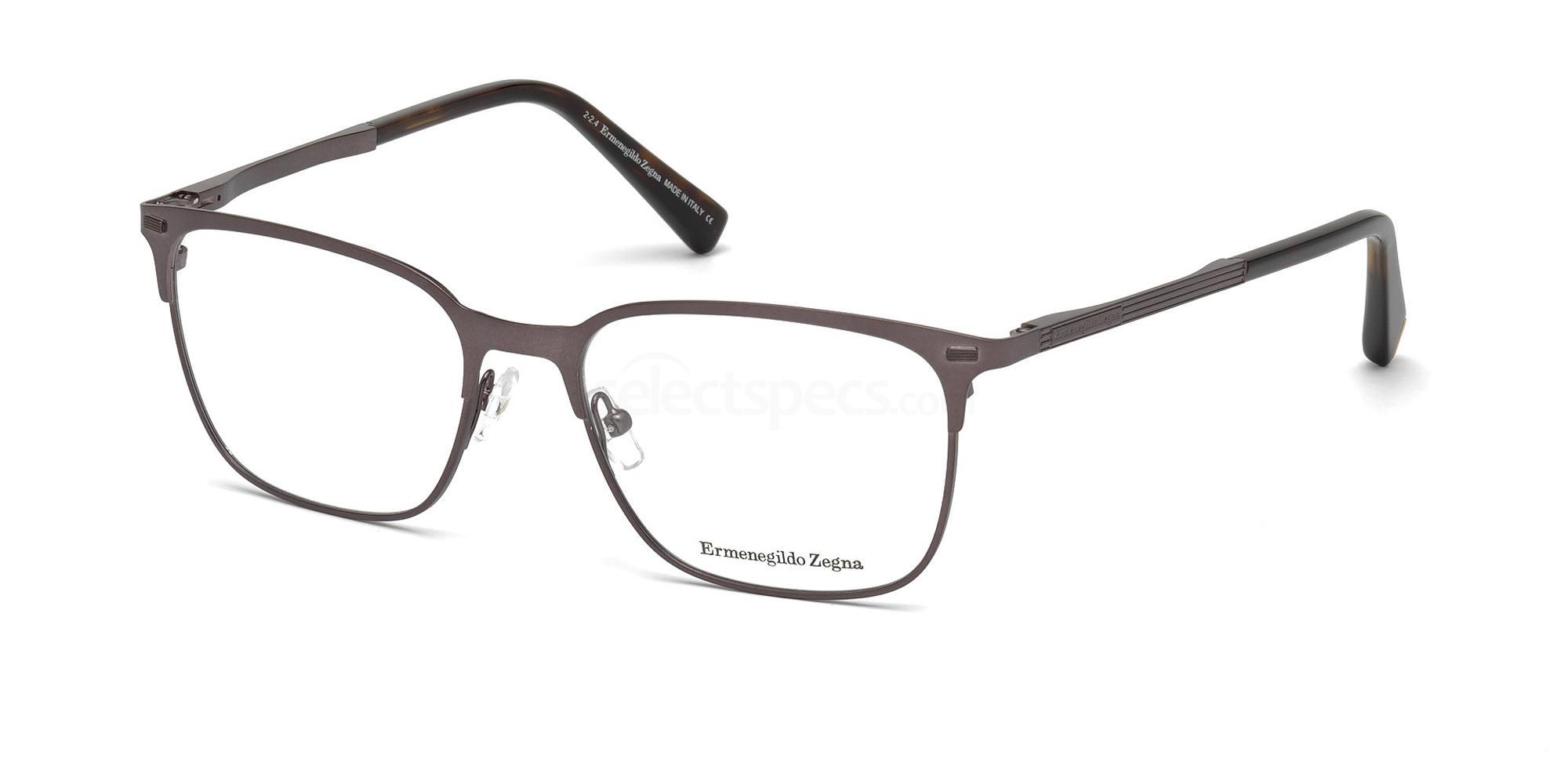 035 EZ5019 Glasses, Ermenegildo Zegna