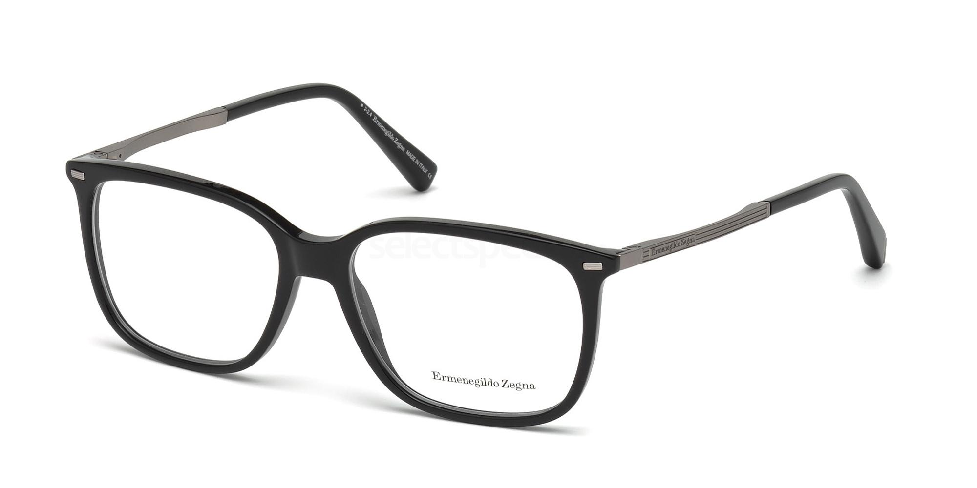 005 EZ5020 Glasses, Ermenegildo Zegna