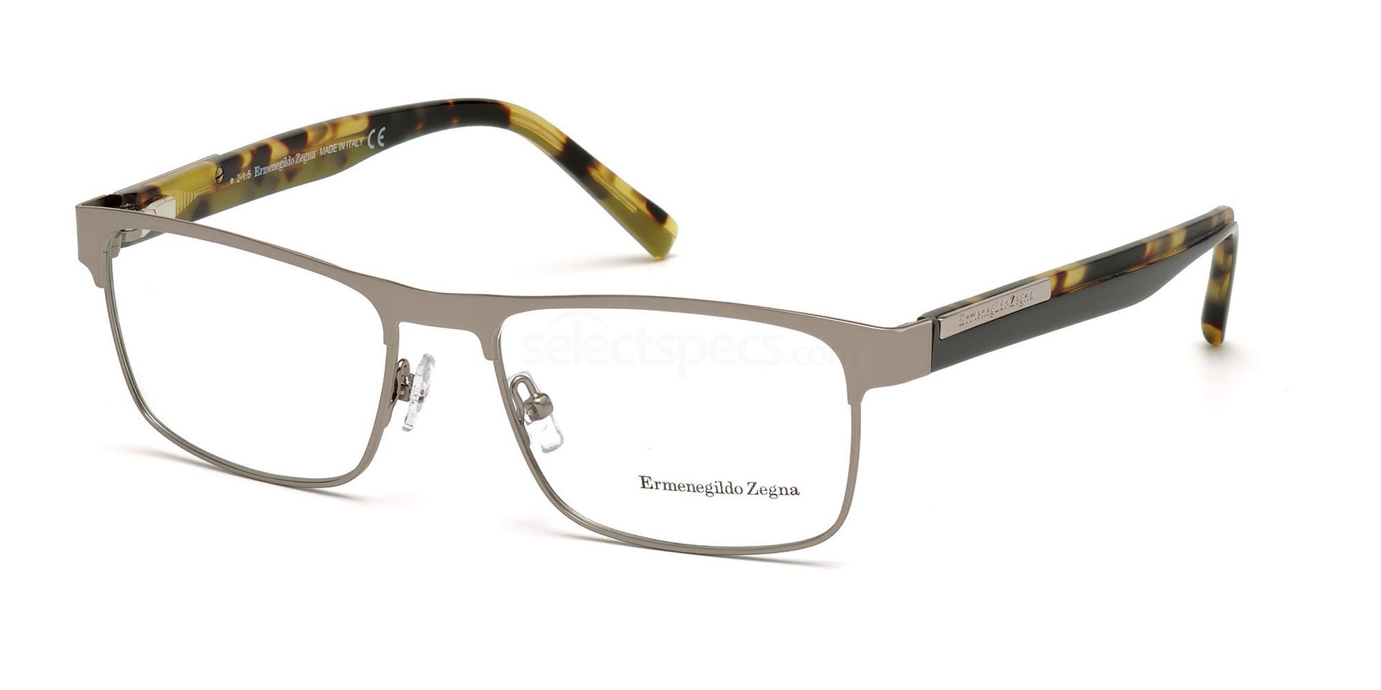 008 EZ5031 Glasses, Ermenegildo Zegna