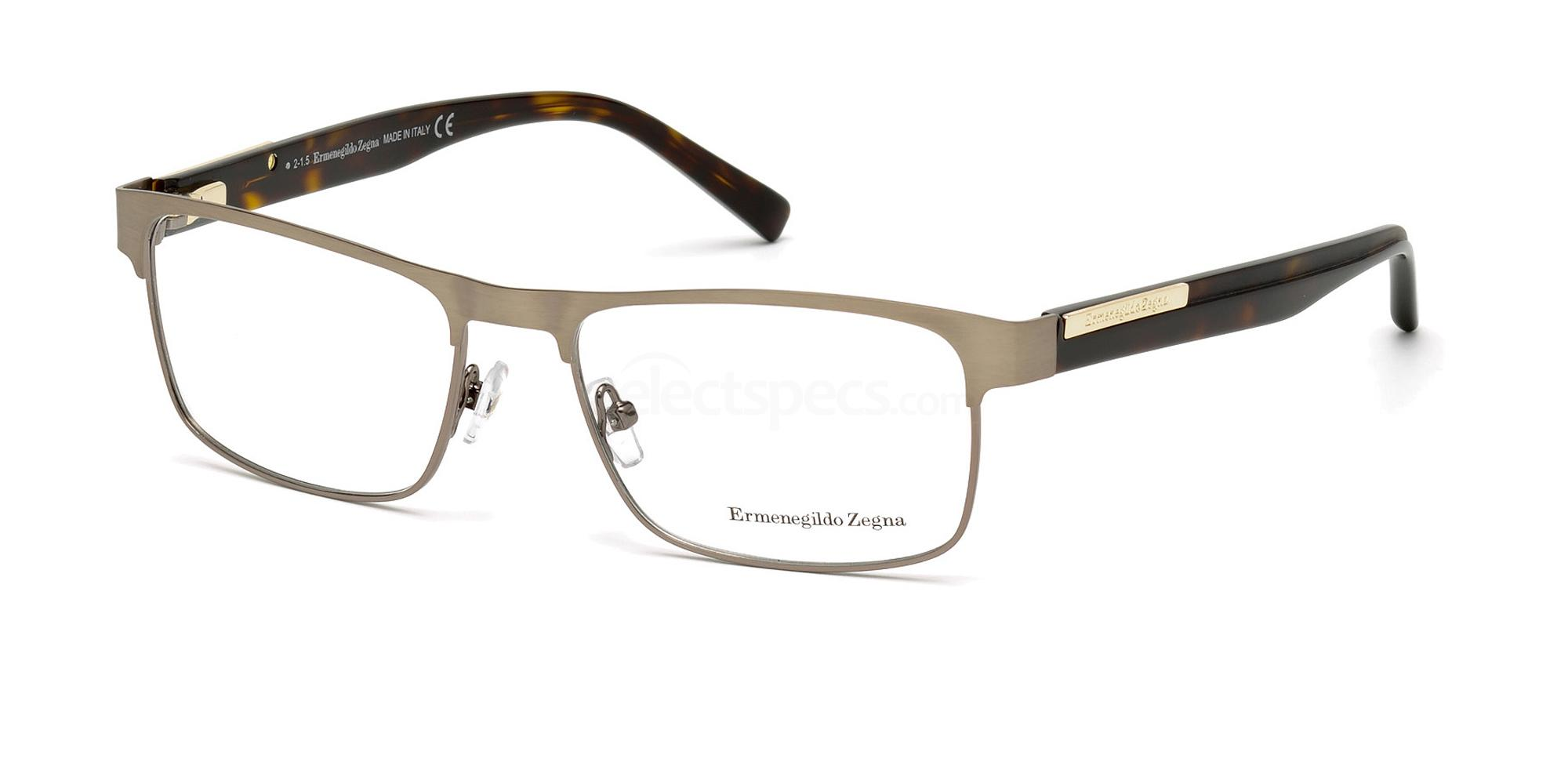 034 EZ5031 Glasses, Ermenegildo Zegna