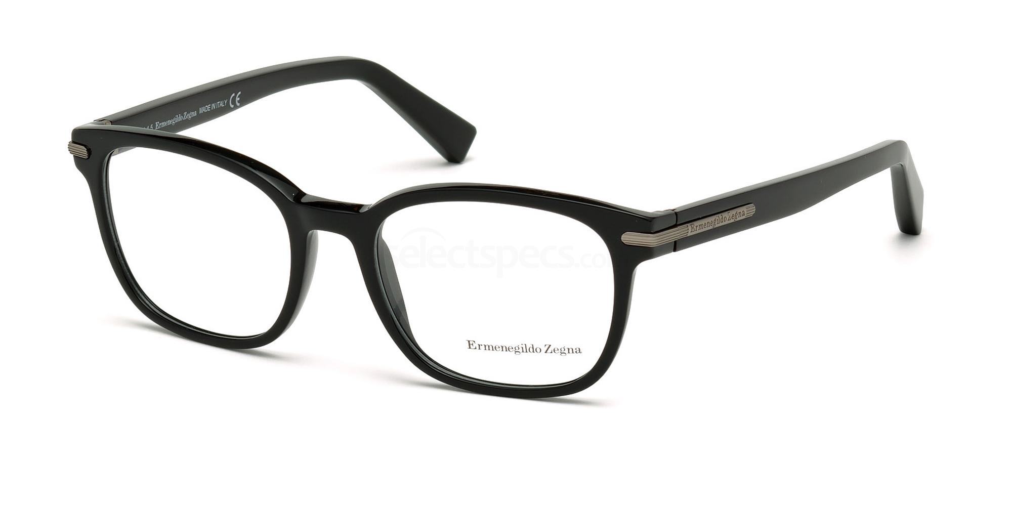 001 EZ5032 Glasses, Ermenegildo Zegna