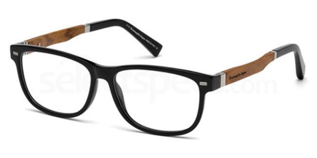 001 EZ5062 Glasses, Ermenegildo Zegna