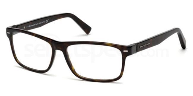 052 EZ5073 Glasses, Ermenegildo Zegna