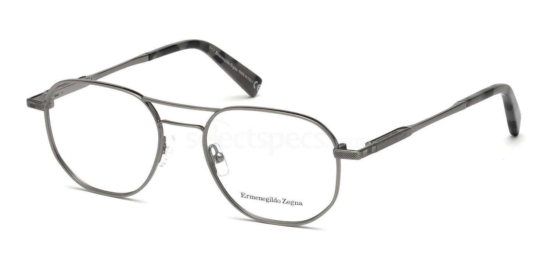 008 EZ5117 Glasses, Ermenegildo Zegna