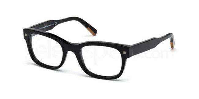 001 EZ5119 Glasses, Ermenegildo Zegna
