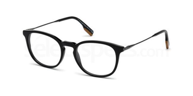 001 EZ5125 Glasses, Ermenegildo Zegna