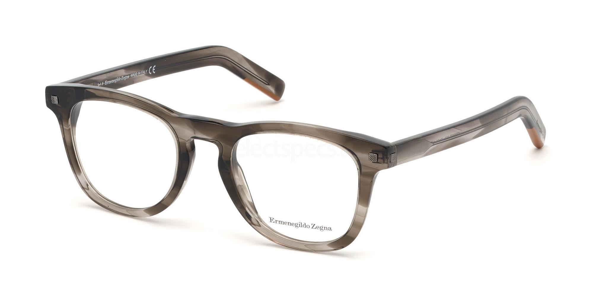 020 EZ5137 Glasses, Ermenegildo Zegna