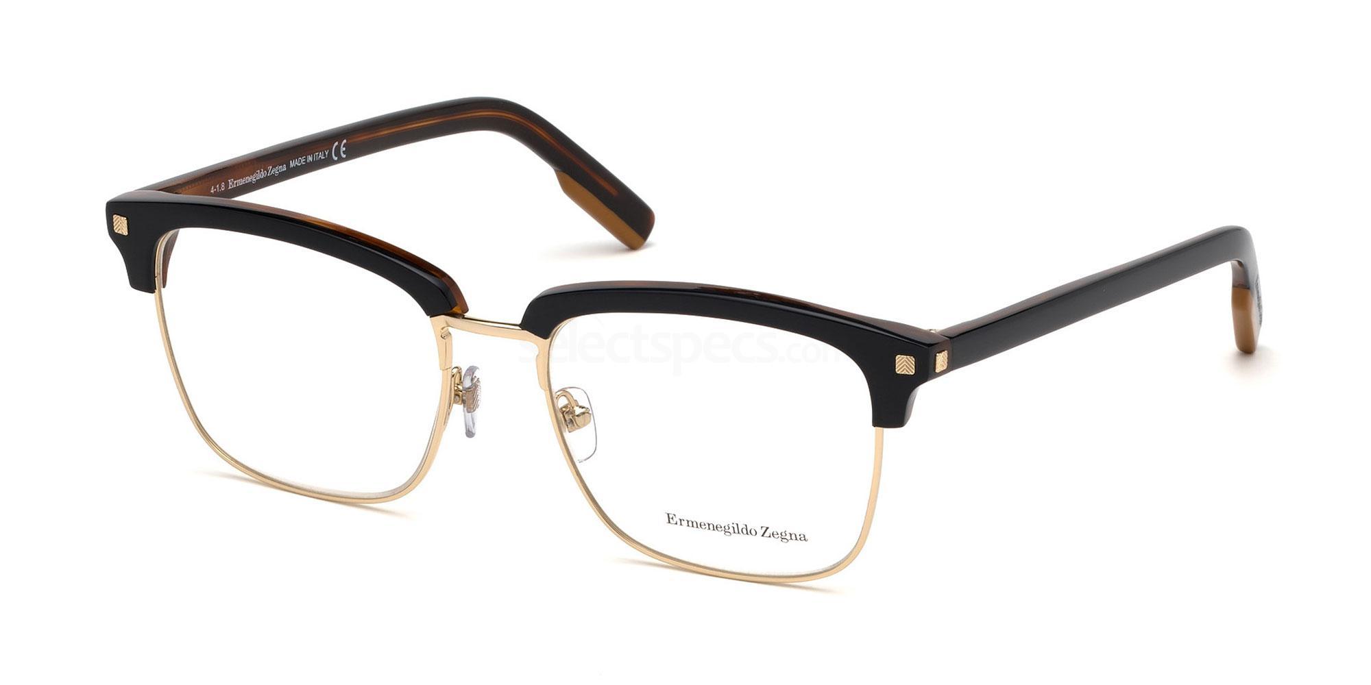 005 EZ5139 Glasses, Ermenegildo Zegna