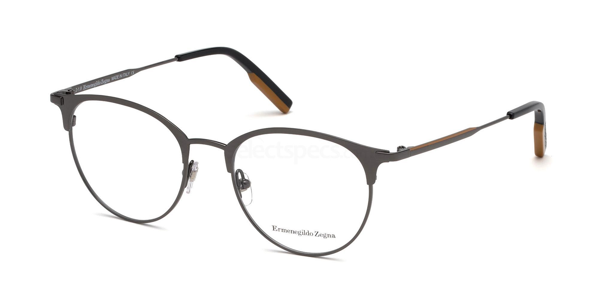 012 EZ5141 Glasses, Ermenegildo Zegna