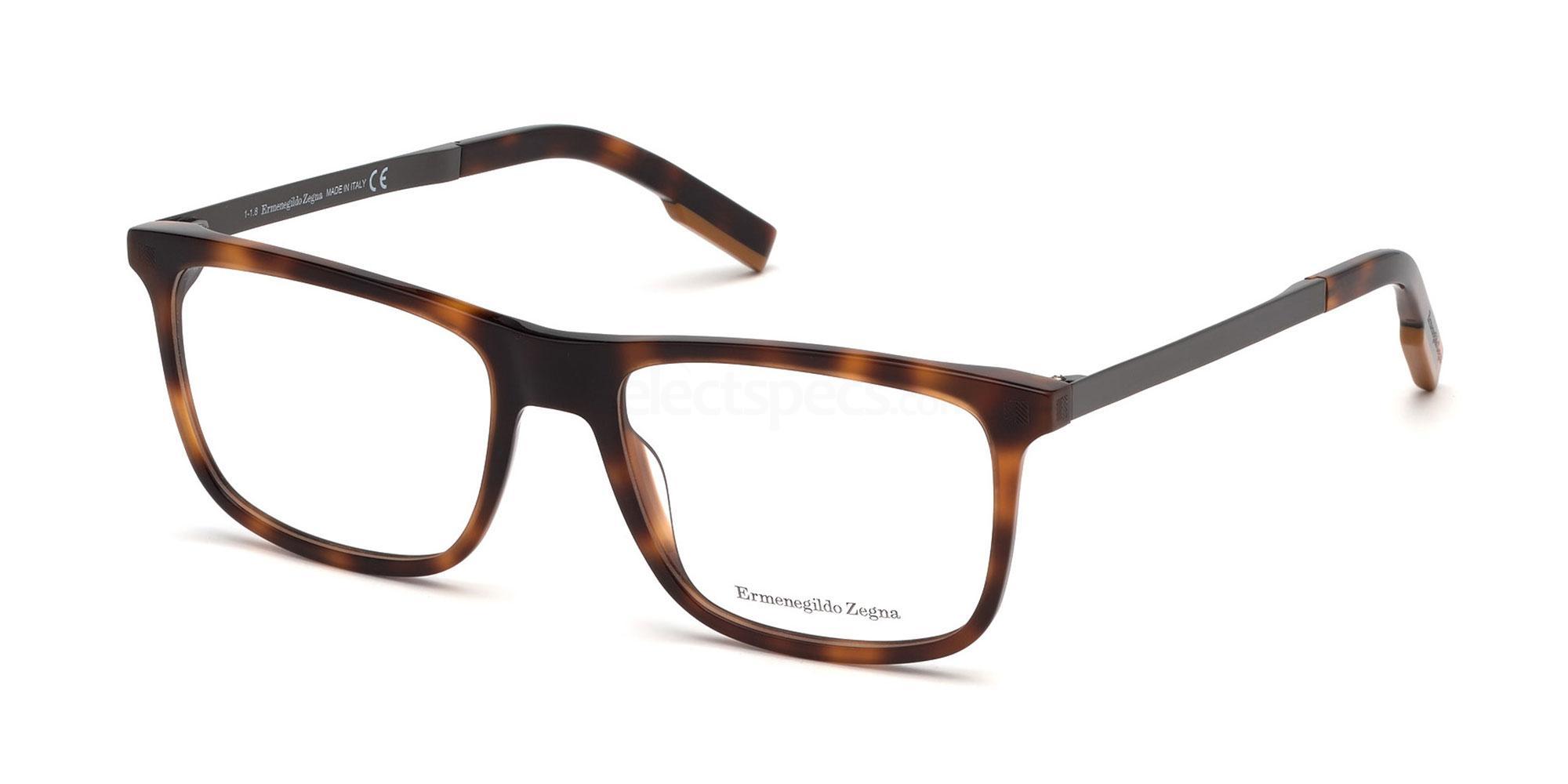 052 EZ5142 Glasses, Ermenegildo Zegna