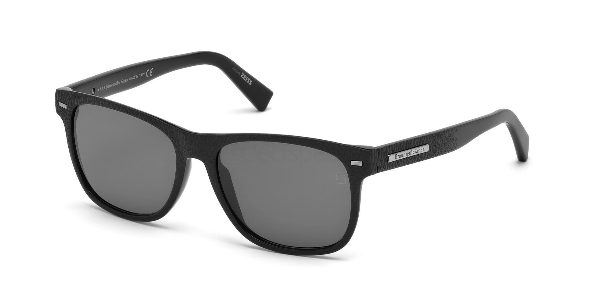01A EZ0020 Sunglasses, Ermenegildo Zegna