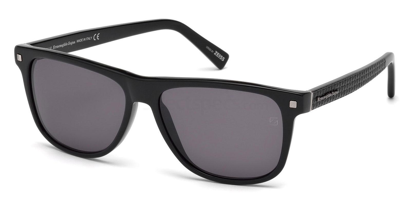 01A EZ0074 Sunglasses, Ermenegildo Zegna
