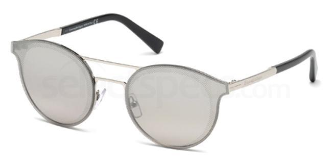 16C EZ0085 Sunglasses, Ermenegildo Zegna