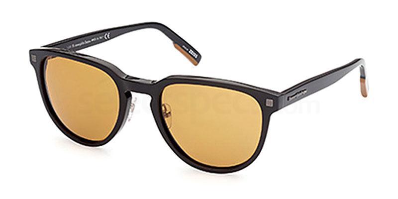 01E EZ0150 Sunglasses, Ermenegildo Zegna