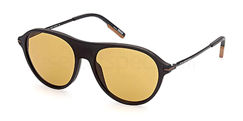 02E EZ0152 Sunglasses, Ermenegildo Zegna