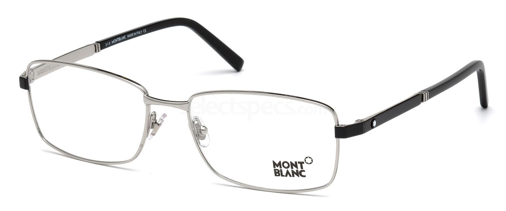 016 MB0633 Glasses, Mont Blanc
