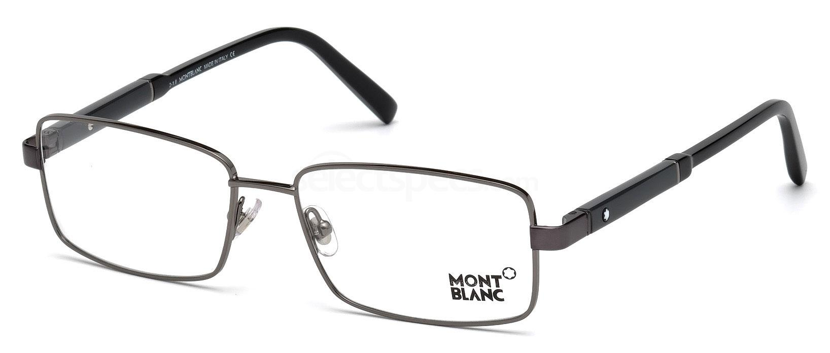 008 MB0640 Glasses, Mont Blanc