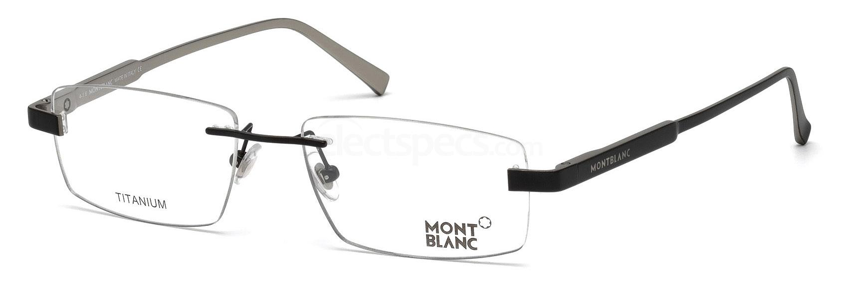 002 MB0661 Glasses, Mont Blanc