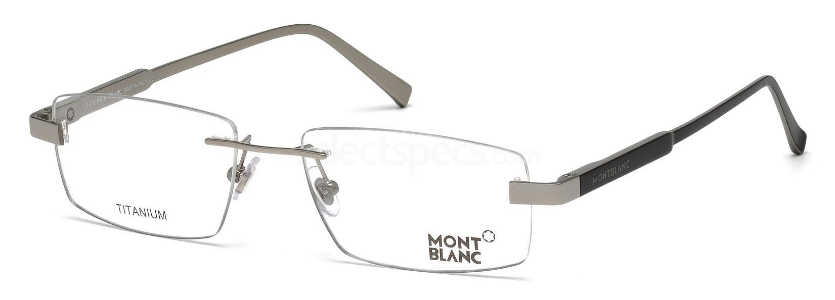 016 MB0661 Glasses, Mont Blanc