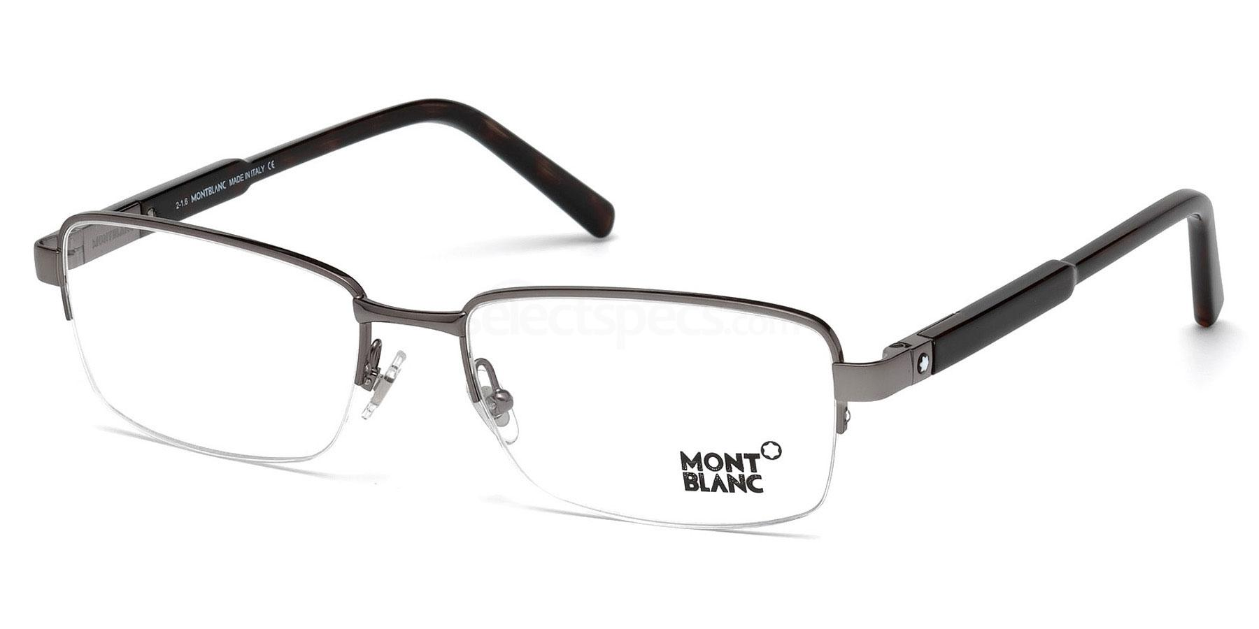 014 MB0635 Glasses, Mont Blanc