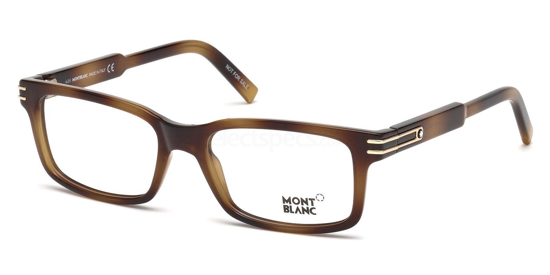 052 MB0668 Glasses, Mont Blanc