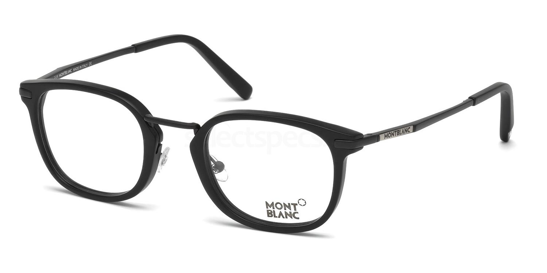 002 MB0671 Glasses, Mont Blanc