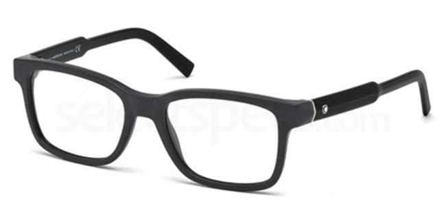 009 MB0680 Glasses, Mont Blanc