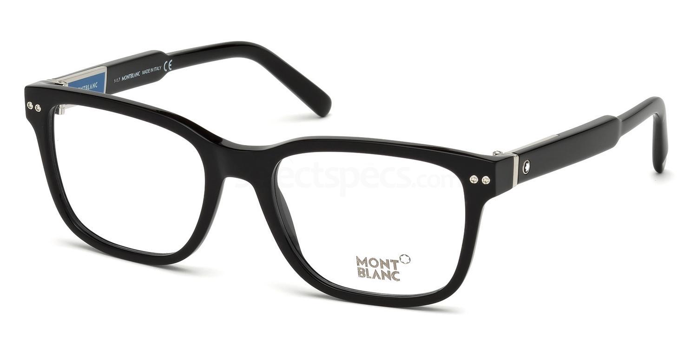 001 MB0705 Glasses, Mont Blanc