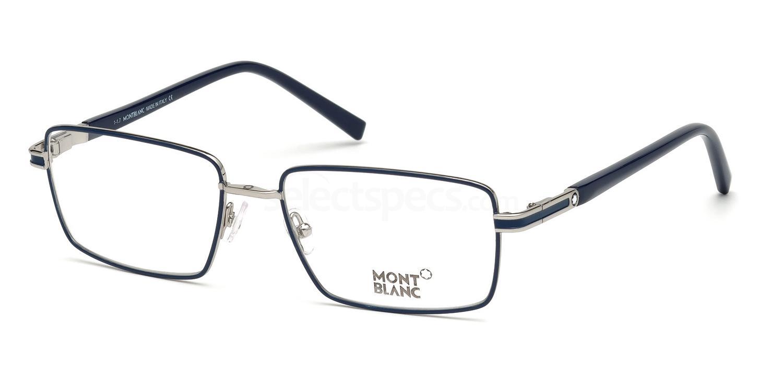 014 MB0709 Glasses, Mont Blanc