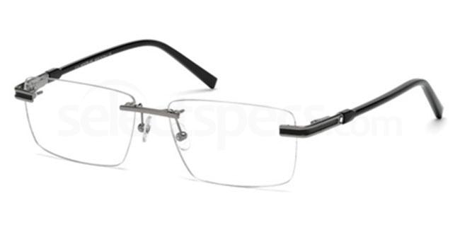 008 MB0692 Glasses, Mont Blanc