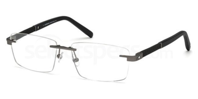 009 MB0711 Glasses, Mont Blanc