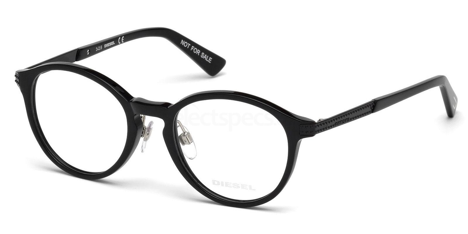 001 DL5233 Glasses, Diesel