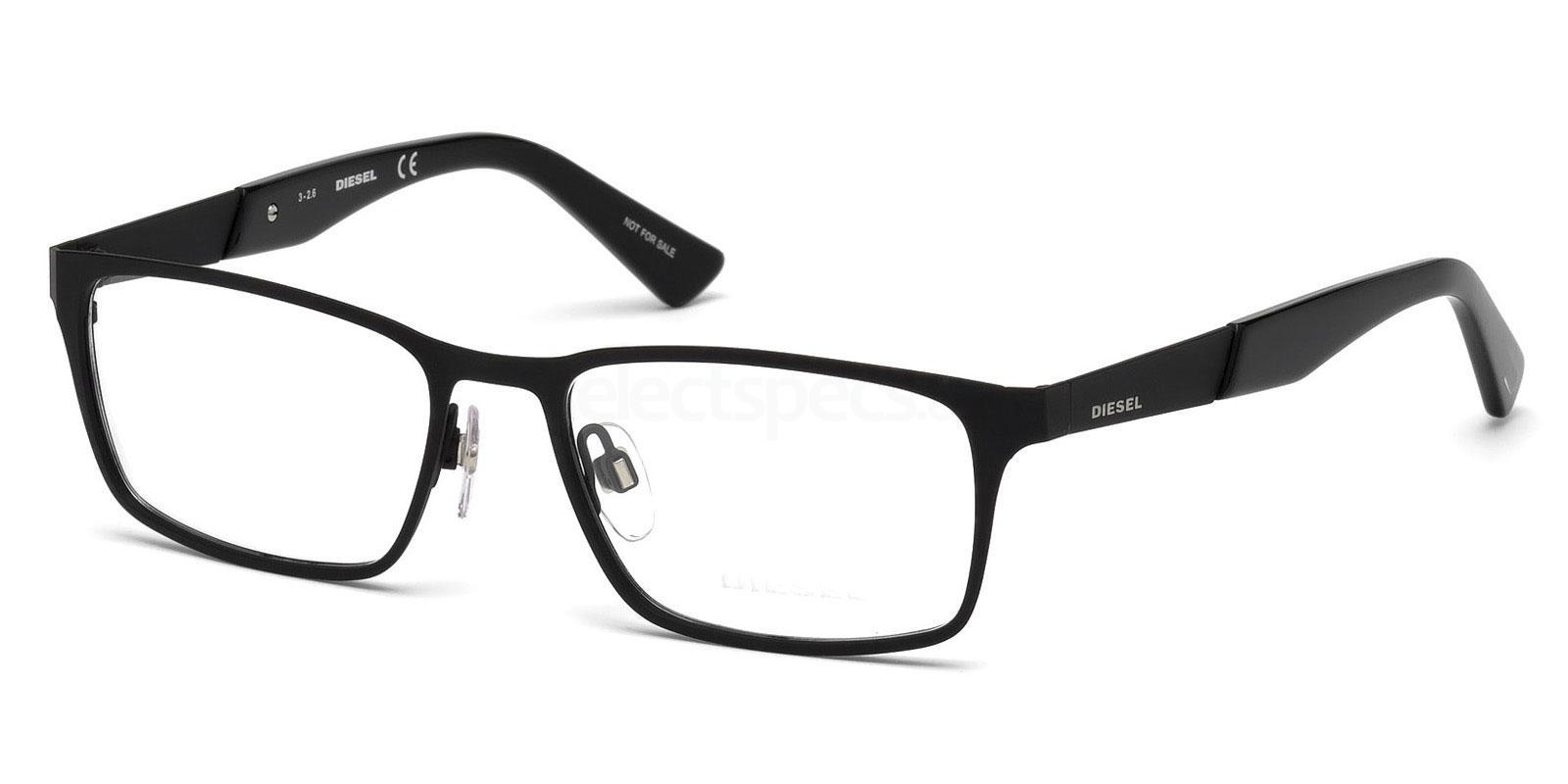 002 DL5234 Glasses, Diesel