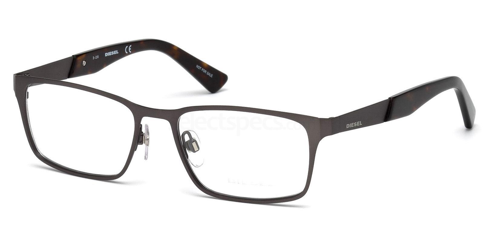 009 DL5234 Glasses, Diesel