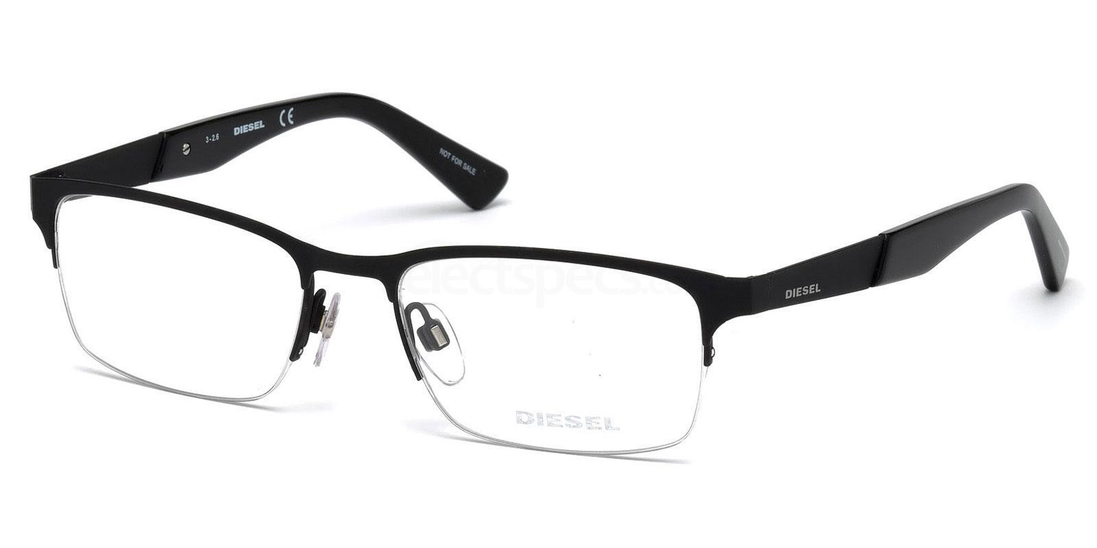 002 DL5235 Glasses, Diesel