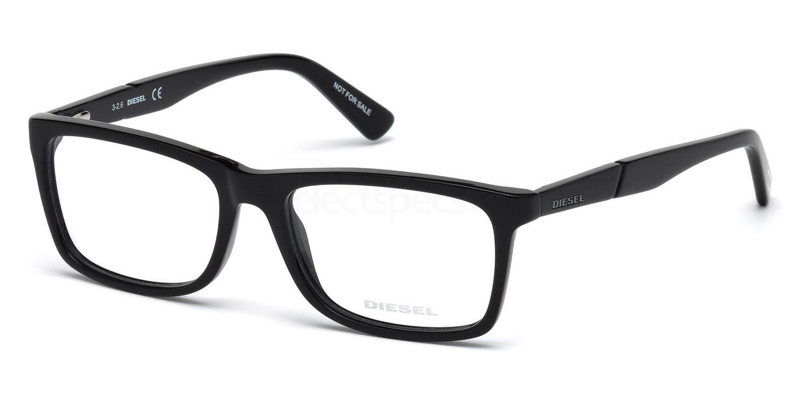 001 DL5238 Glasses, Diesel