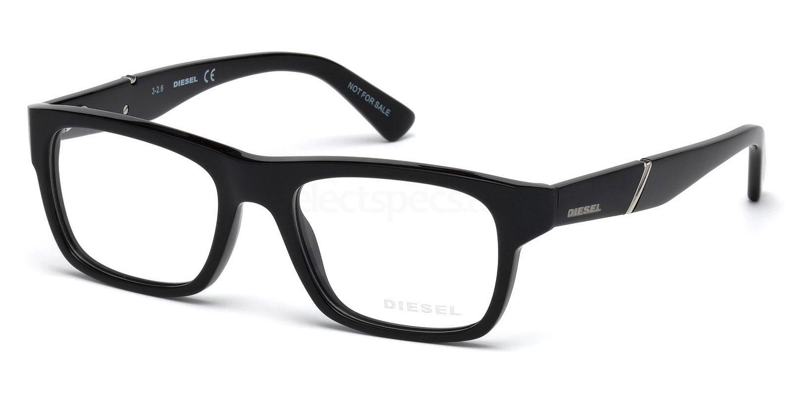 001 DL5240 Glasses, Diesel