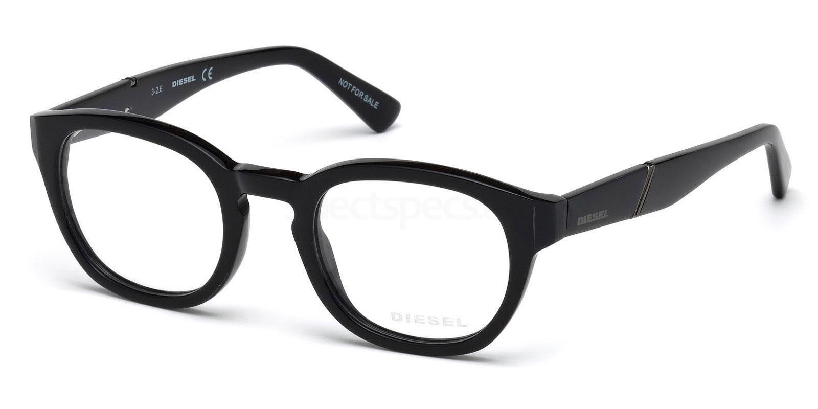 001 DL5241 Glasses, Diesel
