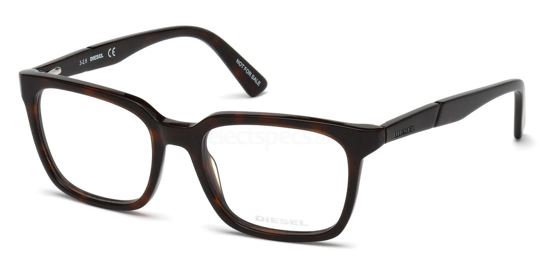 052 DL5246 Glasses, Diesel