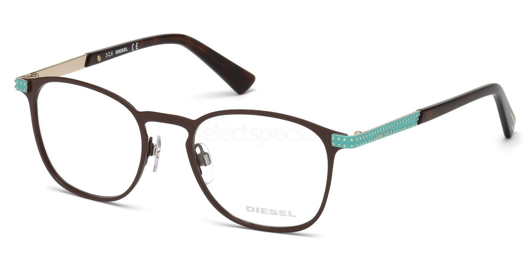 049 DL5248 Glasses, Diesel